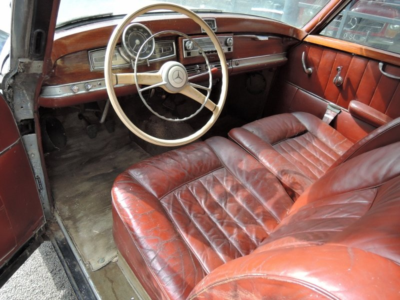 Mercedes Benz 300s Coupe Geevers Classic Cars